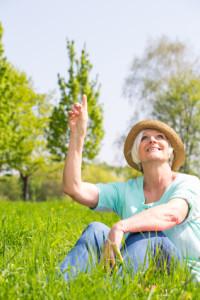 Es gibt immer mal wieder Bescherden bei der lebenslangen Rente
