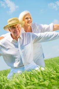 Eine lebenslange Rente eignet sich hervorragend für ältere Menschen und Paare