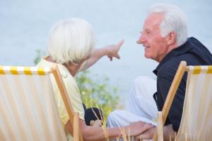 Ein Vorteile der lebenslangen Rente: Für jede Reise ist Geld vorhanden
